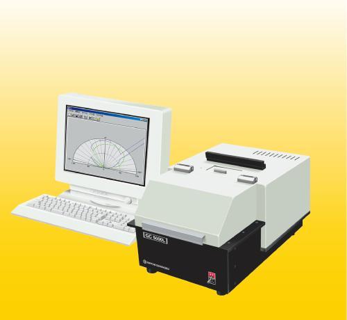 Máy quang phổ đo màu theo góc