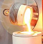 Máy nung chảy mẫu bằng cảm ứng điện