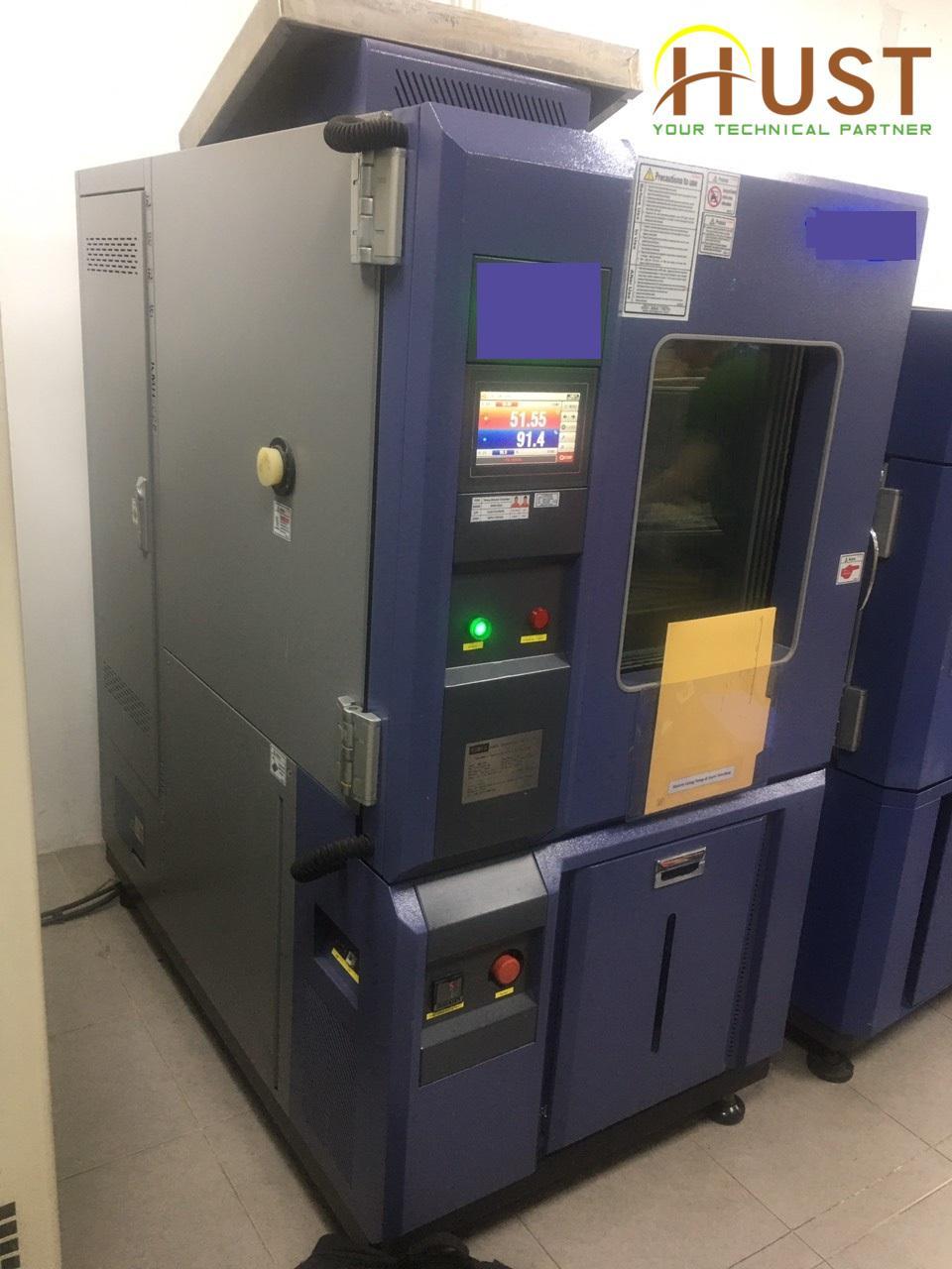 Bảo dưỡng, sửa chữa Tủ thử nghiệm nhiệt độ và độ ẩm (TEMPERATURE & HUMIDITY CHAMBER)