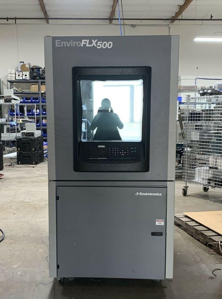 Sửa chữa và cài đặt chương trình điều khiển PLC cho tủ nhiệt độ độ ẩm ENVIROTRONICS FLX500-2