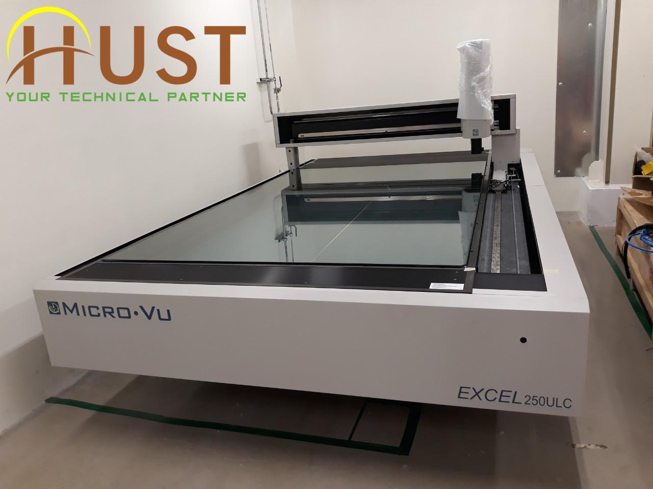 HENKO giao máy đo 3D không tiếp xúc MICRO VU 250ULC