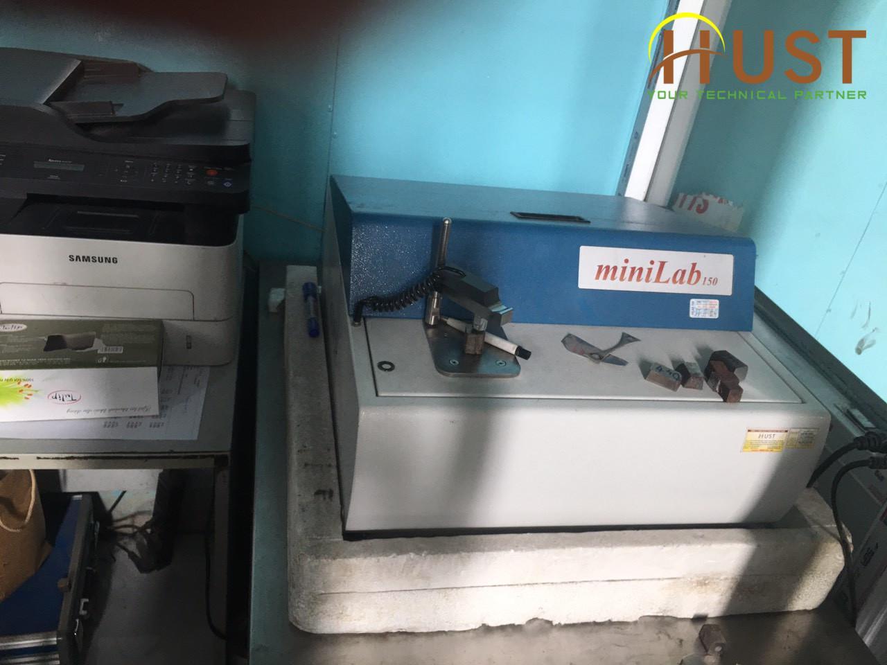 Hiệu chuẩn, bảo dưỡng định kì cho máy quang phổ phát xạ OES cho công ty cổ phần sản xuất Kim Thịnh