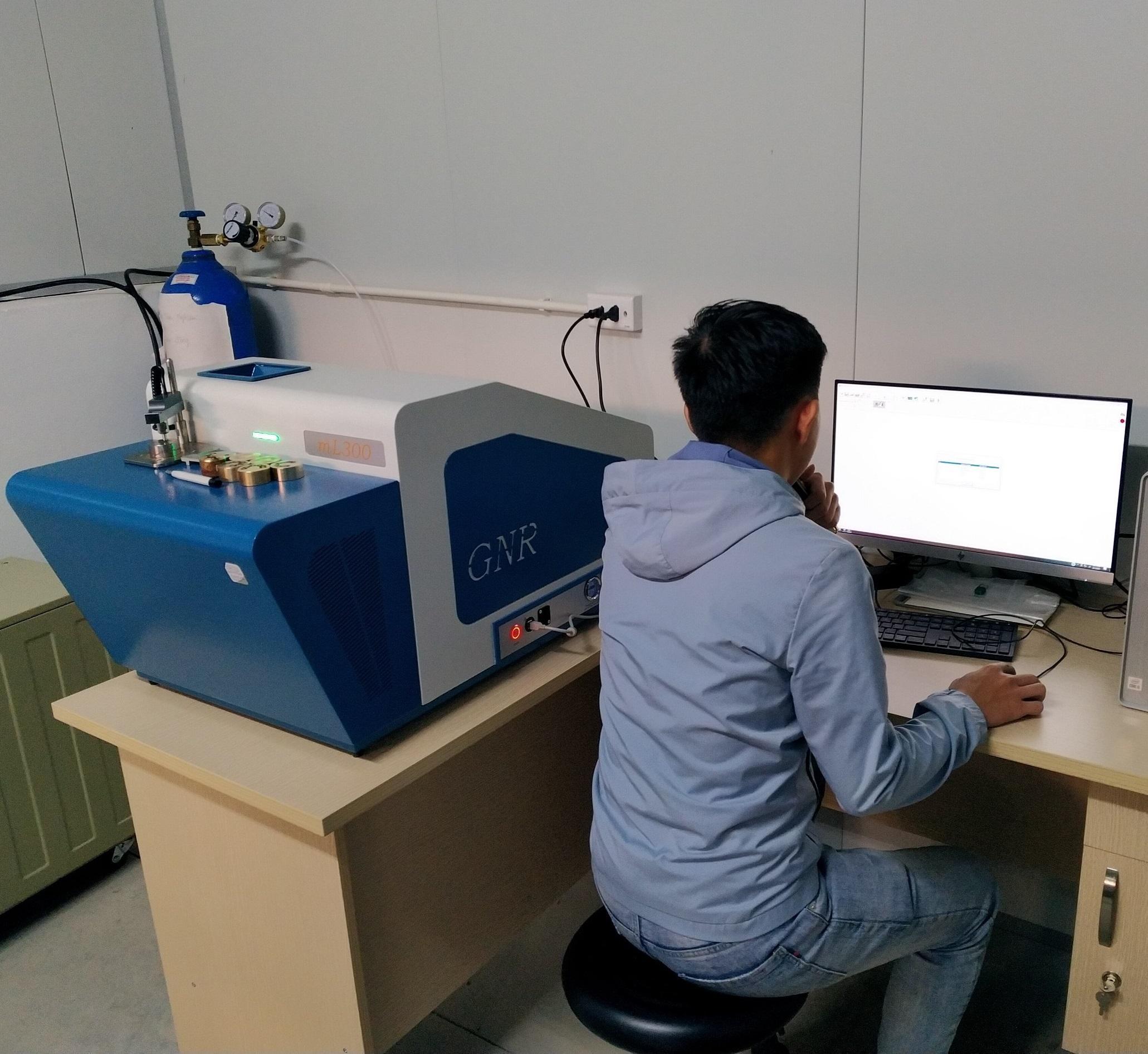 Lắp đặt, bàn giao máy quang phổ S3 MiniLab 300