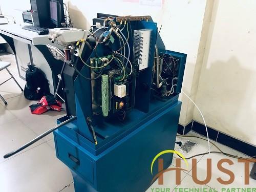 Hiệu chuẩn máy quang phổ phát xạ S5 Solaris CCD Plus