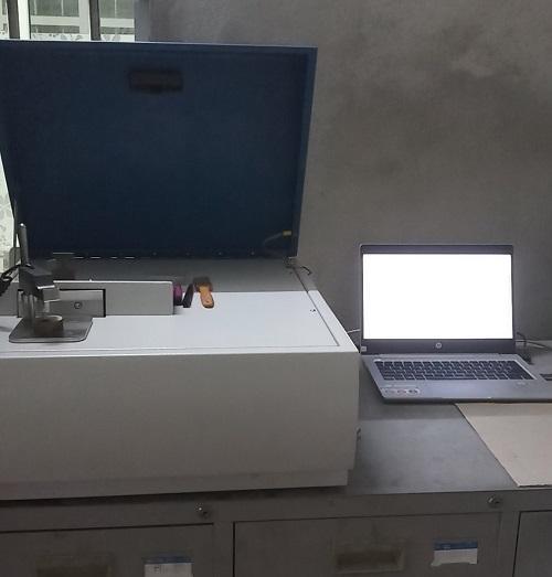 Hiệu chuẩn máy quang phổ phát xạ S1 Minilab 150