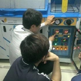 VISION TEC sang thăm và làm việc cùng HUST Việt Nam