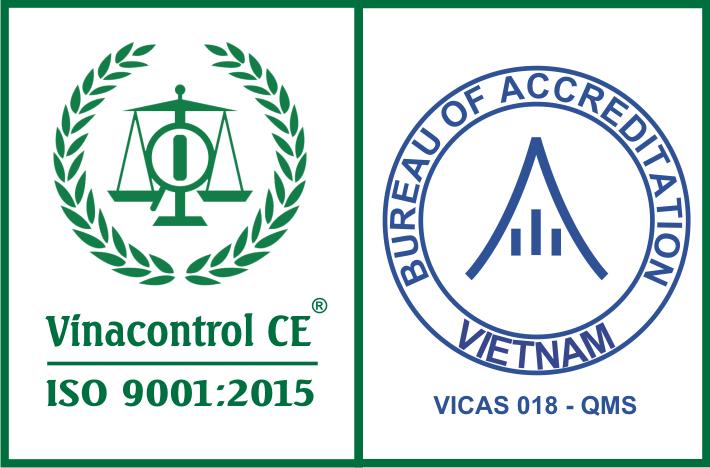HUST Việt Nam được cấp chứng nhận ISO 9001:2015