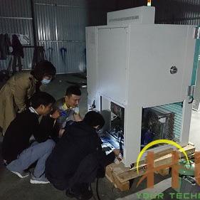 Sửa chữa hệ thống điện lạnh cho tủ nhiệt độ - độ ẩm