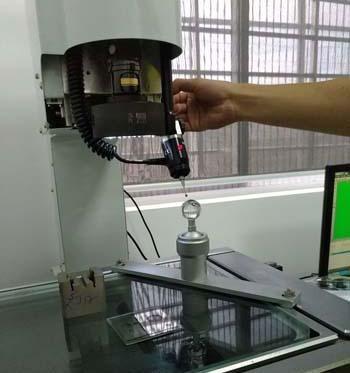 Bàn giao máy đo VMM-4030S với đầu đo 3D cho DEN-VI HIGH TECH