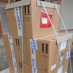 Bàn giao keo công nghiệp DELO DUALBOND RE3440