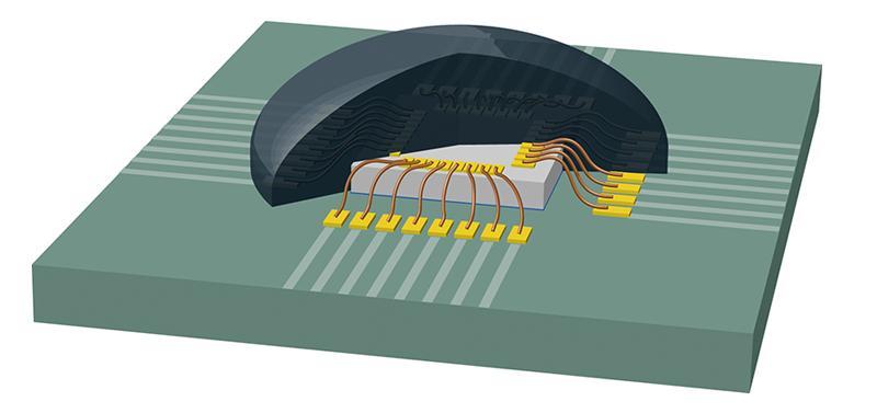 Keo dính bao gói linh kiện điện tử encapsulation