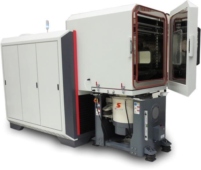 SENTEK DYNAMICS - nhà cung cấp giải pháp thử nghiệm rung xóc, môi trường từ Mỹ