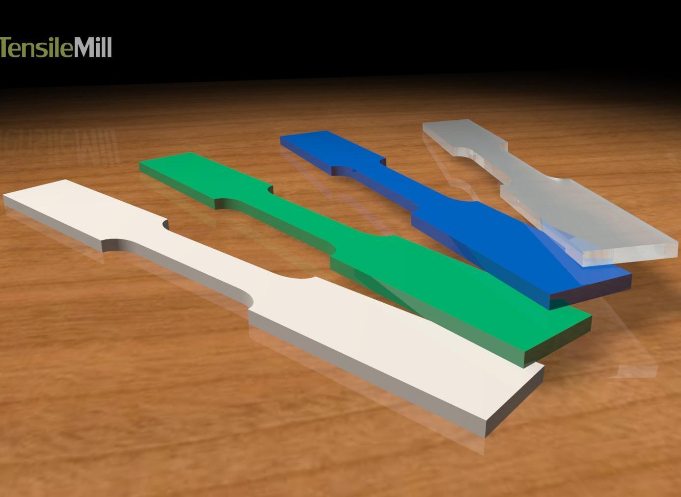 Phương pháp chuẩn bị mẫu thử kéo cho vật liệu nhựa - cao su