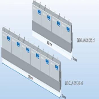 Hệ thống đèn LED sấy khô keo  DELOLUX 80/365