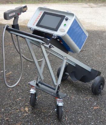 Máy quang phổ phát xạ di động E3 ESAPORT