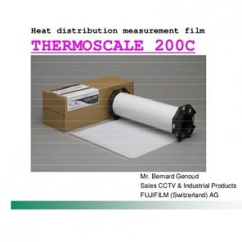 Film, giấy đo nhiệt độ bề mặt tiếp xúc