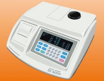 Máy quang phổ đo màu ZE 6000