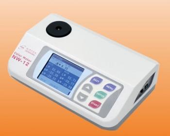 Máy quang phổ đo màu, đo độ trắng di động NW-12