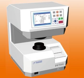 Máy quang phổ đo màu, đo độ trắng PF 7000