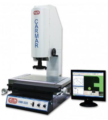 Máy đo phóng ảnh VMM kiểu bằng tay (Manual)