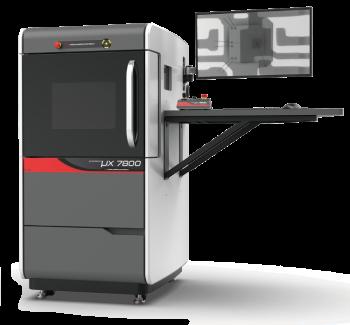 Máy X-ray để sàn kiểm tra khuyết tật sản phẩm