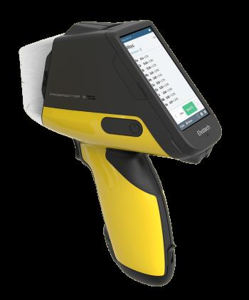 Máy phân tích quang phổ XRF cầm tay ProSpector 3