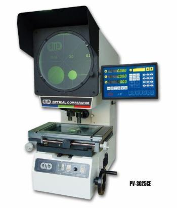 Máy chiếu profile projector nhiều vật kính