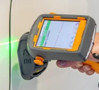 Thiết bị đo kích thước khe hở bằng laser