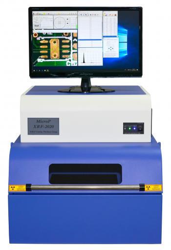 Máy phân tích chiều dày lớp mạ nhiều lớp XRF-2020