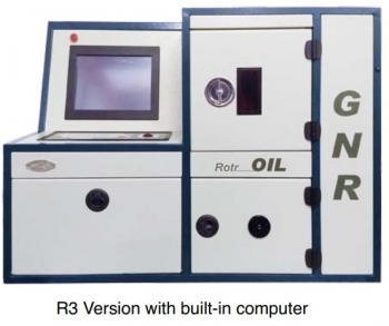 Máy phân tích kim loại mòn, phụ gia, tạp chất trong dầu bôi trơn