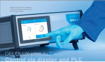 Bộ điều khiển DELOLUX pilot AxT cho đèn UV DELOLUX 20/202