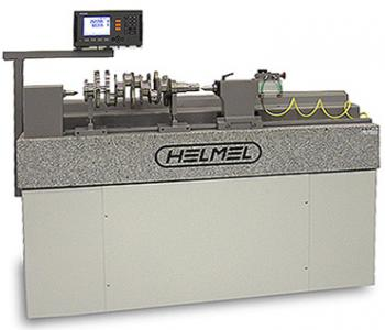 Máy đo kích thước trục kiểu thủ công bằng tay (manual)